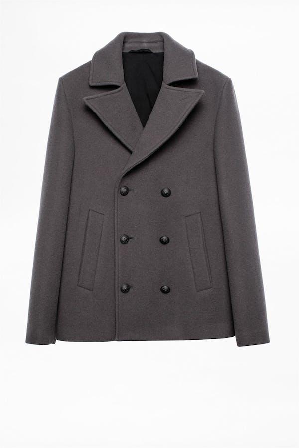 Maxime Wool Coat