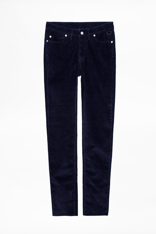 David Velvet Pants