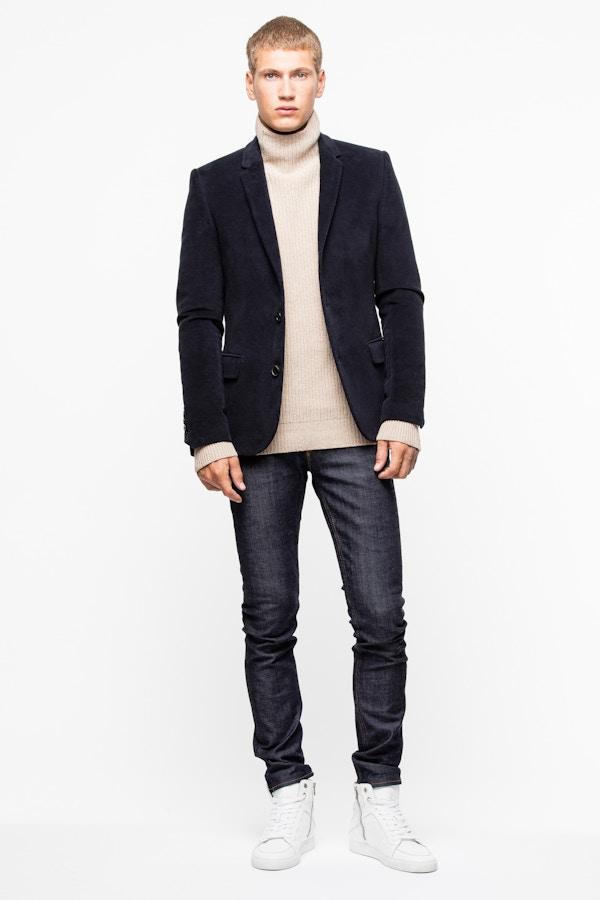 Version Moleskine Jacket