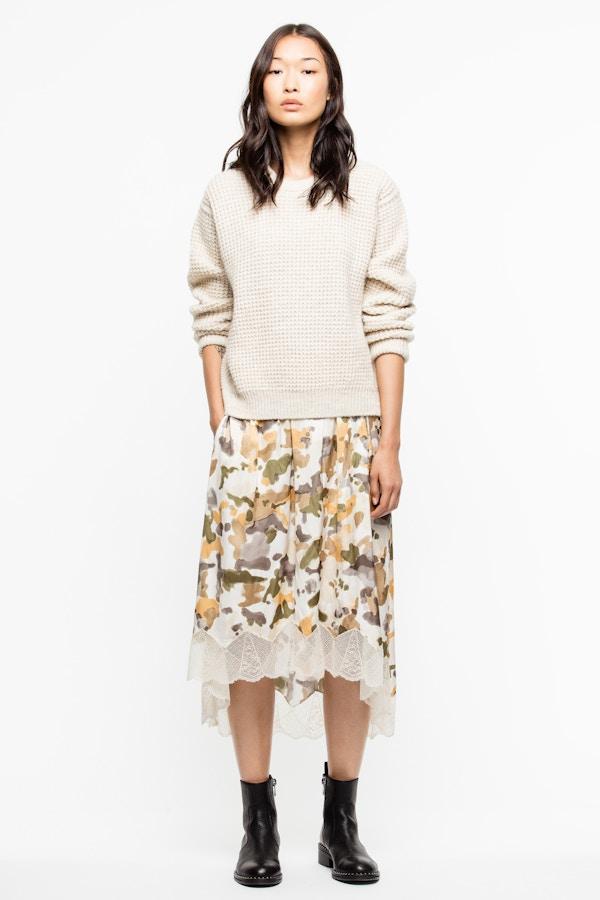 Joslin Camou Skirt