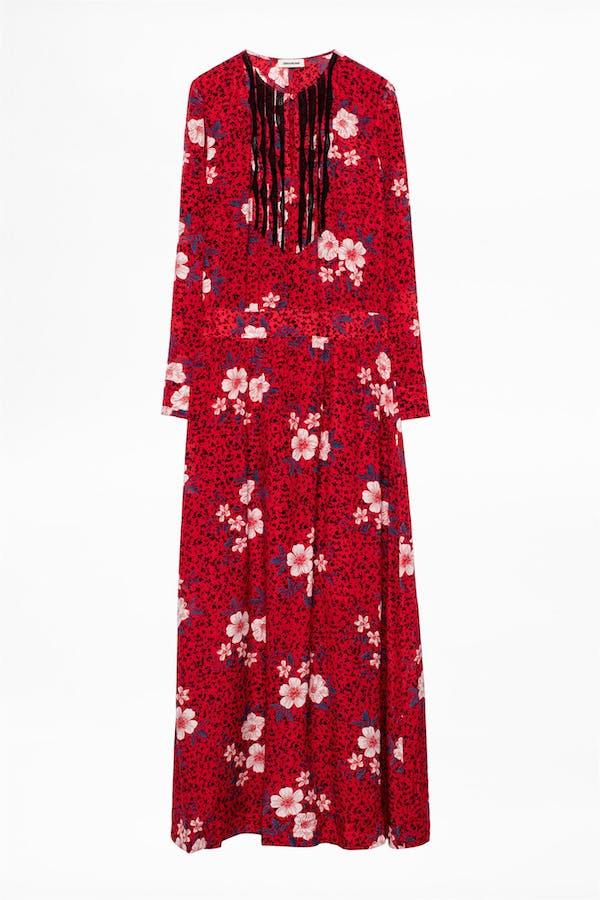 Remus Long Pensee Dress