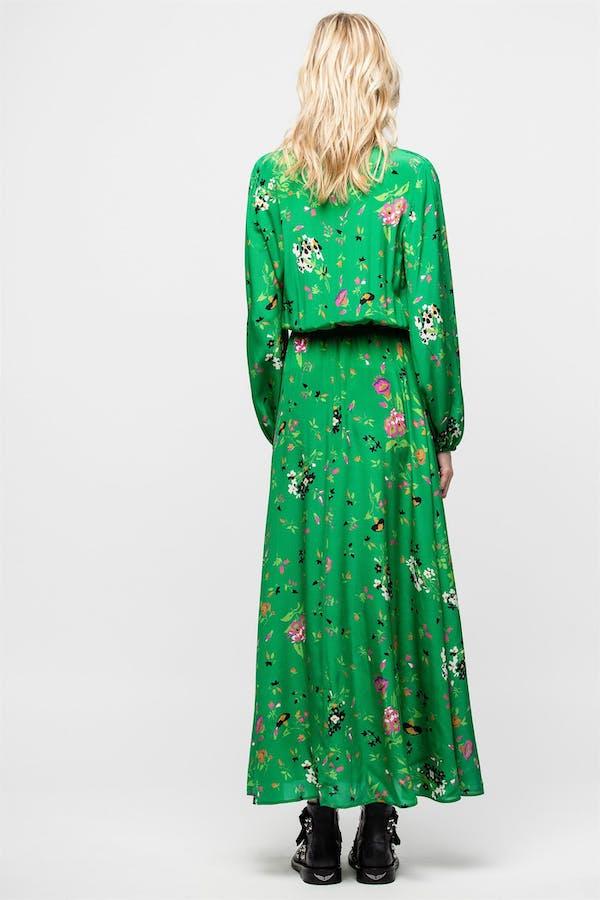 Rikko Silk Uma Dress