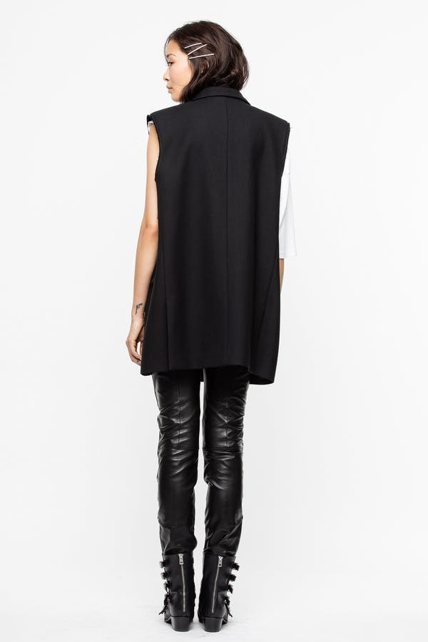 Jacket Vinam Wool