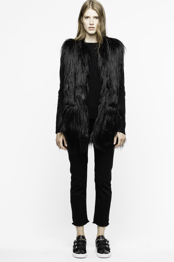 Fete Yeti Coat