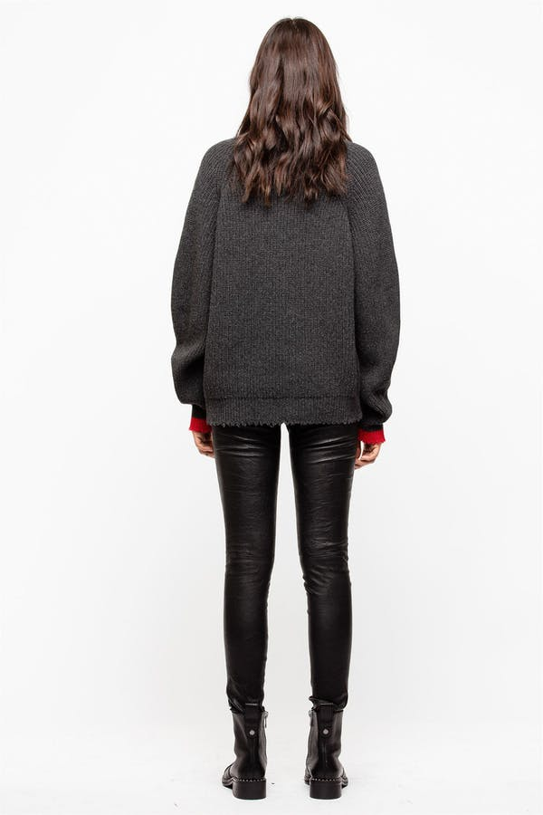 Zoe Wy Sweater