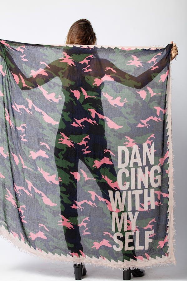 Delta Camo Dancing Scarf