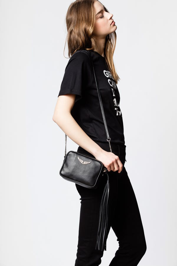 Xs Boxy Grained Bag