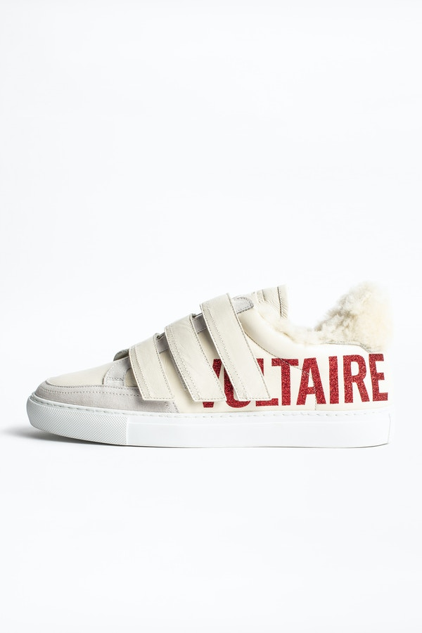 ZV1747 Shearling Sneakers