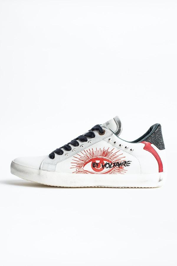 Zadig Eyes Sneakers