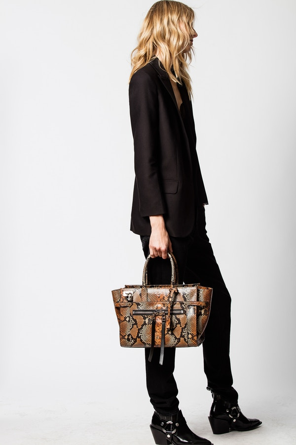 Candide Medium Zip Wild Bag