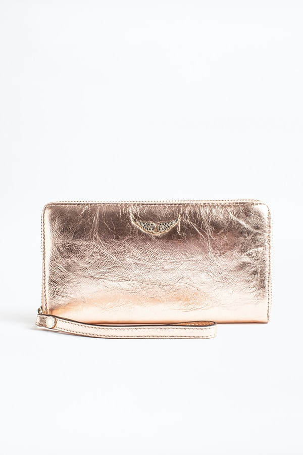 Compagnon Crush Metal Wallet