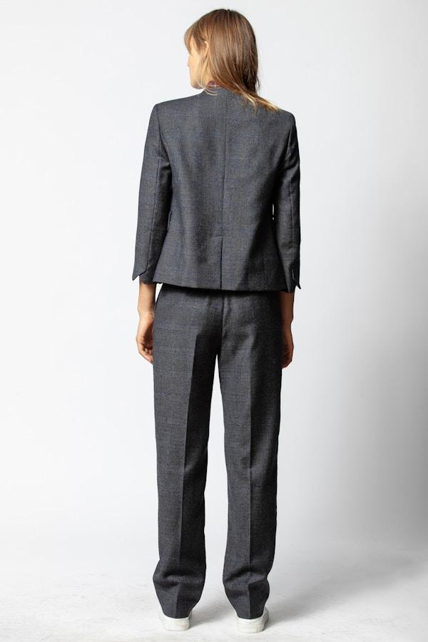 Verys Carreaux Jacket
