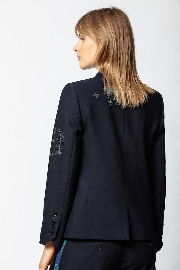 Victor Multistrass Jacket