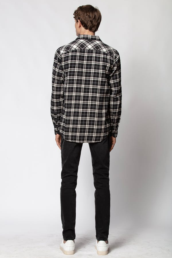 Stanael Check Shirt