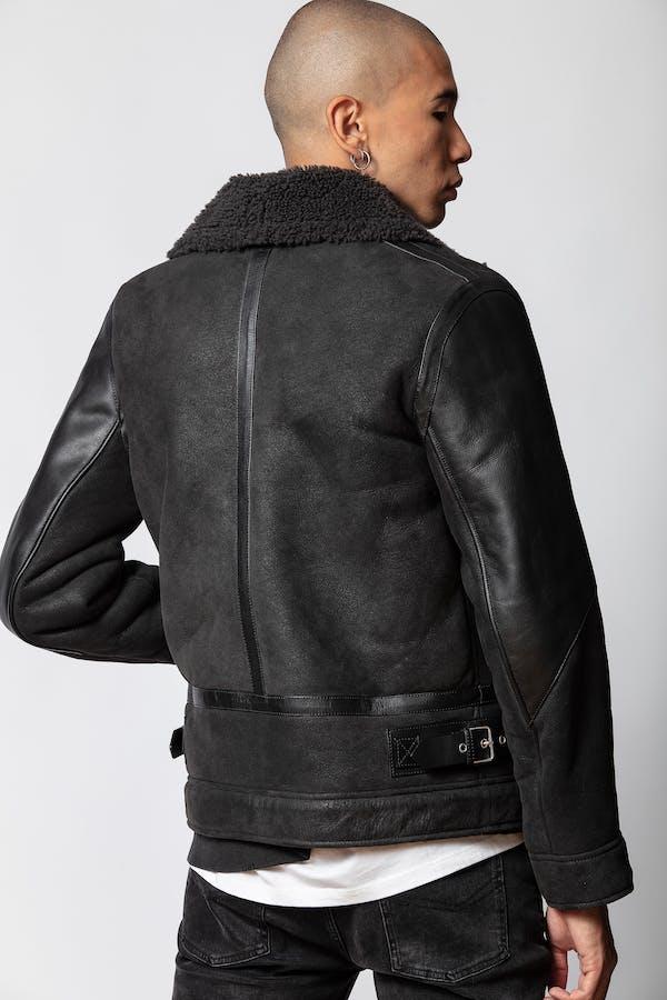 Lou Shearling Jacket