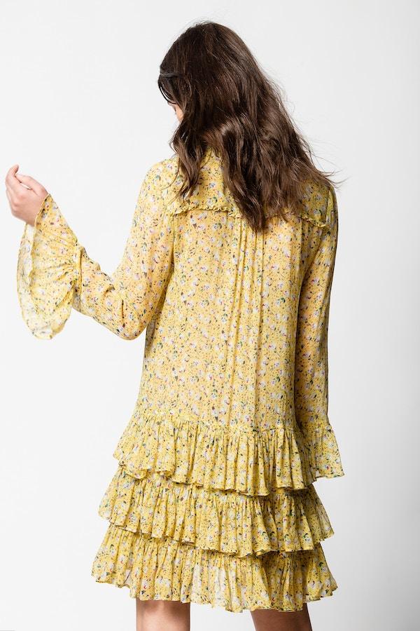 Rebbie Anemone Dress