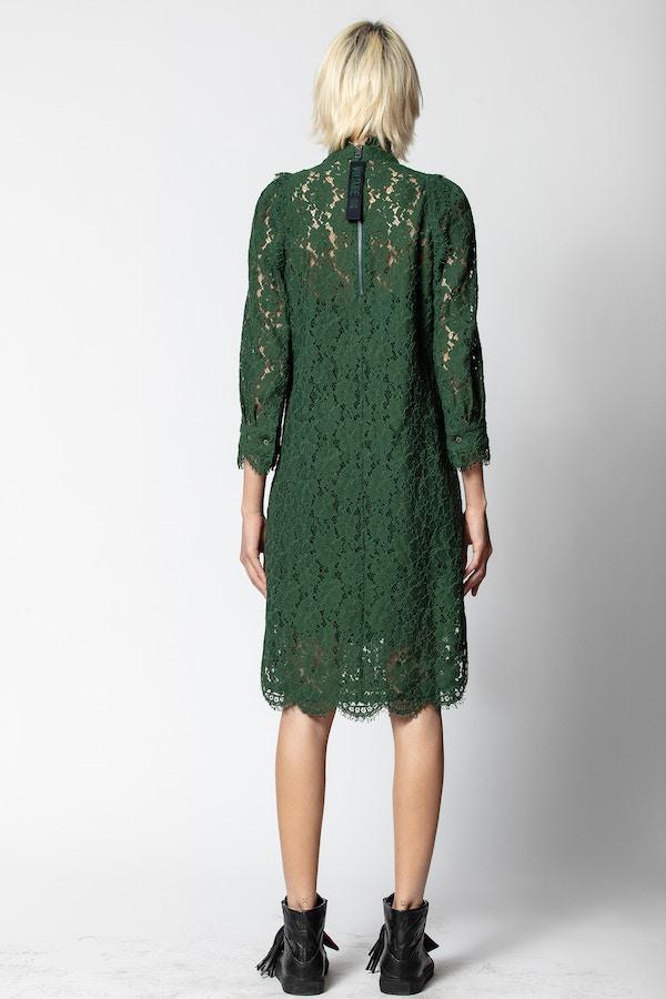 Rescue Lace Dress