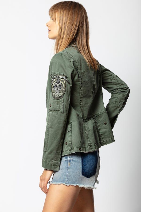 Virginia Grunge Jacket