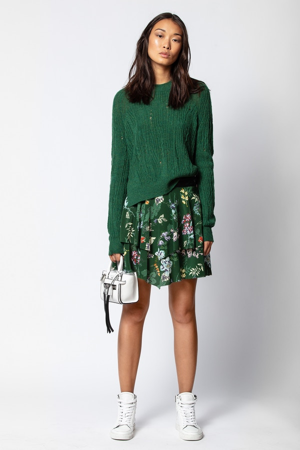Jim Print Season Skirt