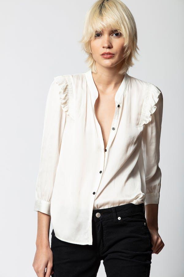 Tygg Satin Shirt
