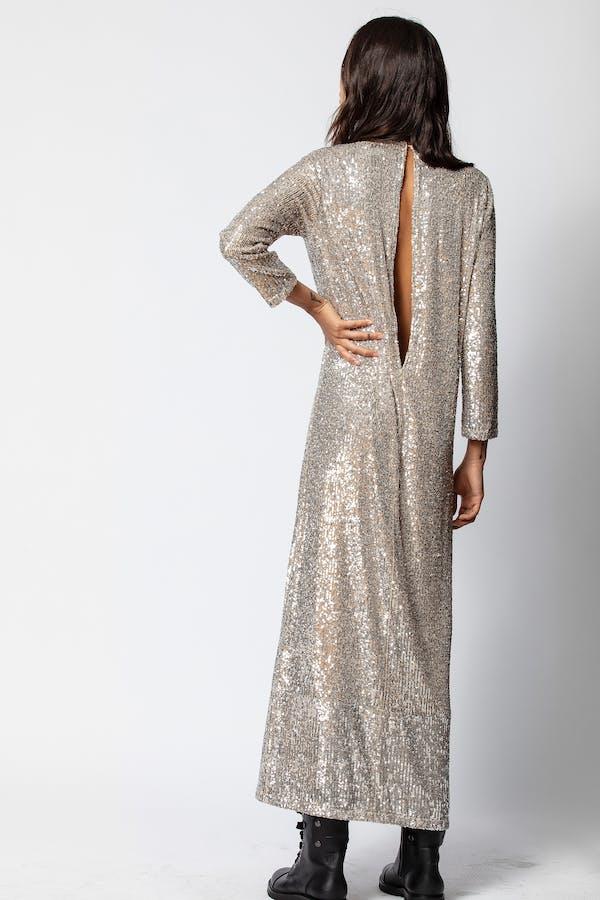 Rising Sequin Dress