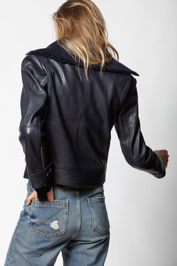 Los Cuir Jacket