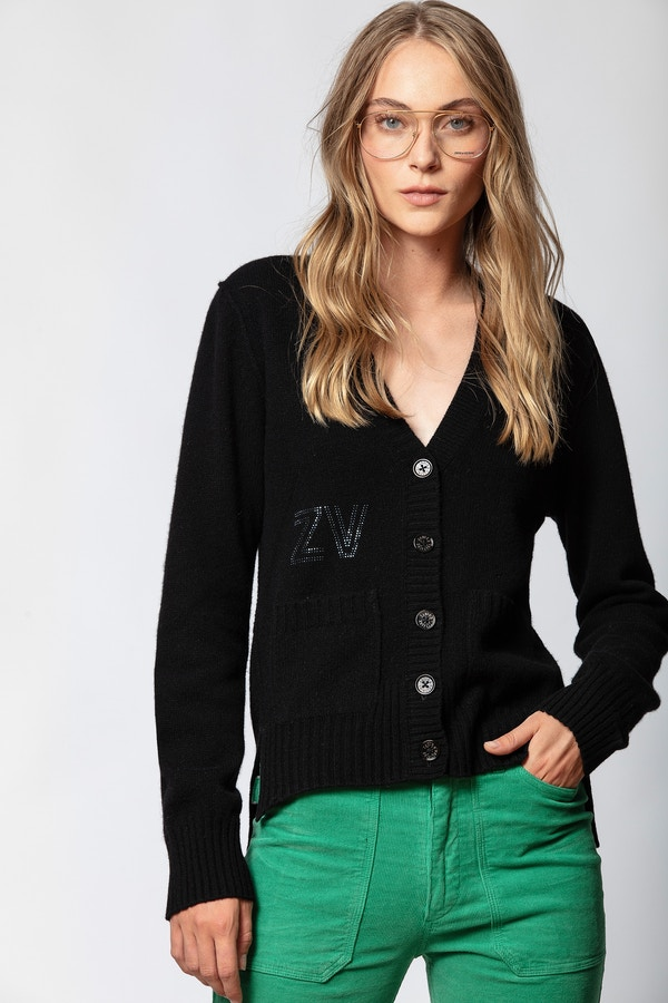 Floccy Cardigan