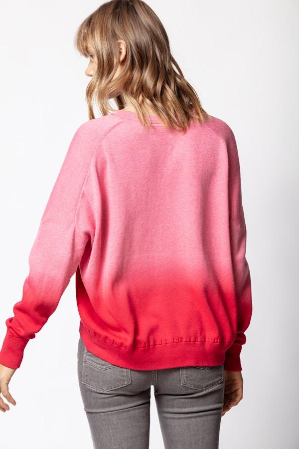 Brumy Dip Dye Sweater