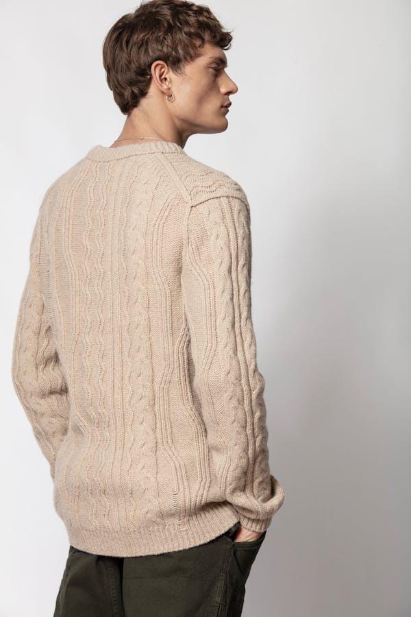 Liam Baco Sweater