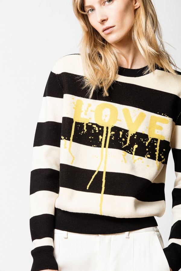 Life Co Love Jumper