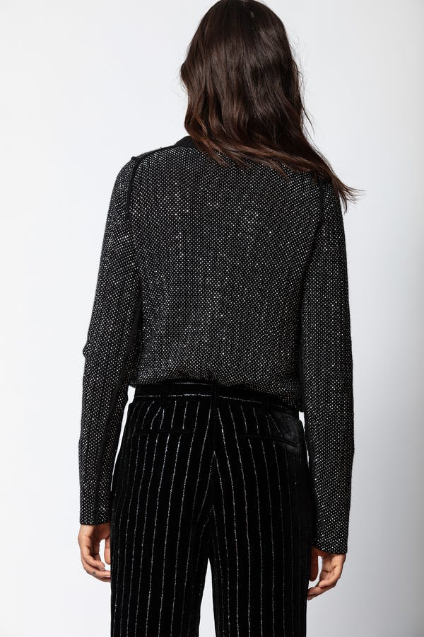 Ace Strass Cachmire Sweater