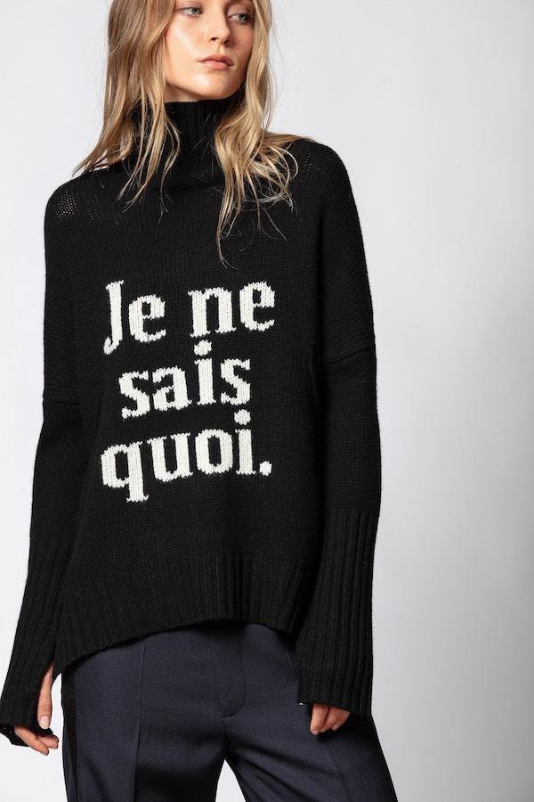 Alma JNSQ Sweater