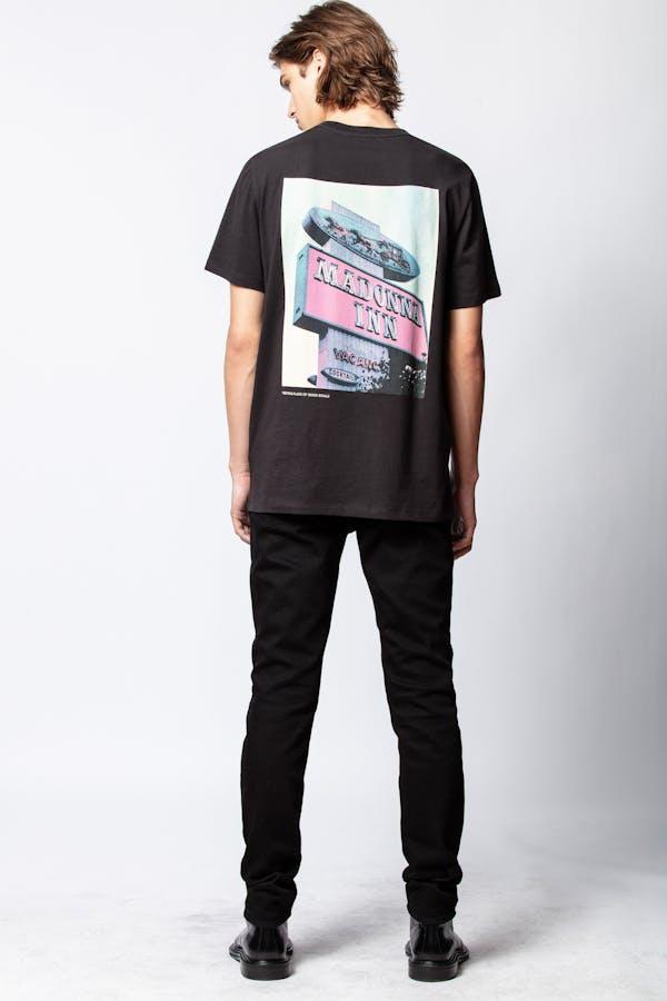 Ted Photoprint Paradise T-shirt