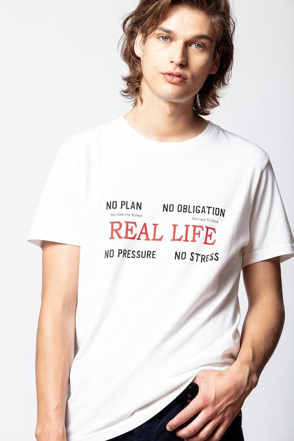 Tibo Real Life T-shirt