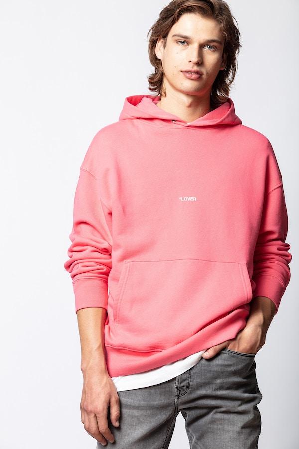 Sanchi Photoprint Lover Sweatshirt