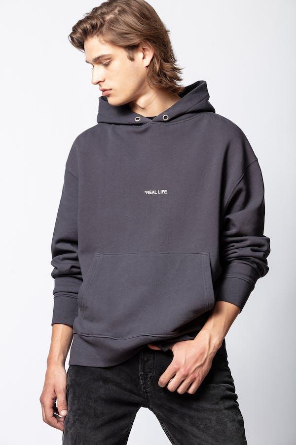 Sanchi Photoprint Real Life Sweatshirt