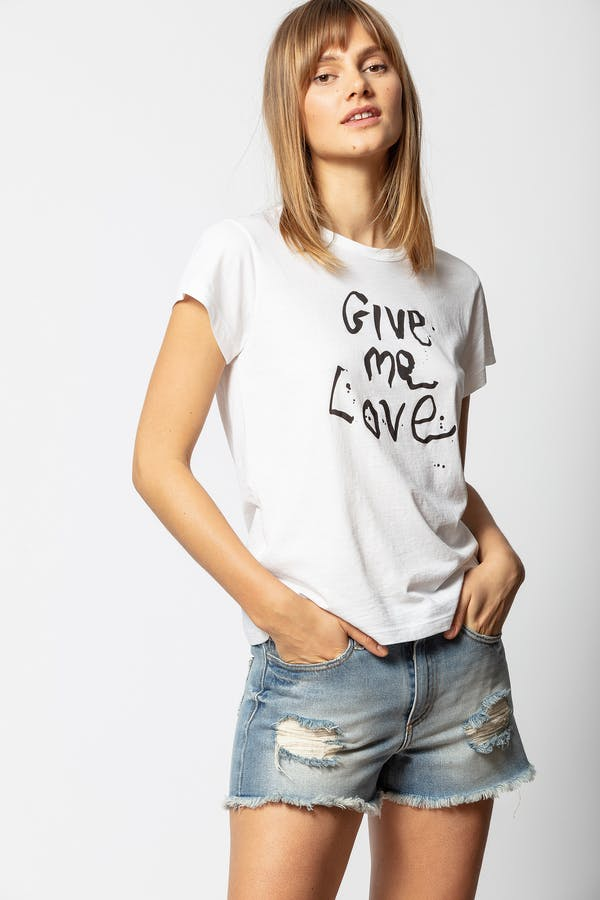 Rafi Give Me Love T-shirt