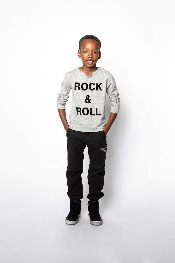 Boxer Enfant T-shirt