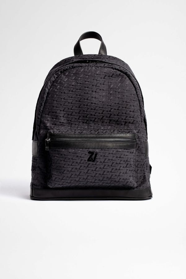 ZV Initiale Jordan Monogram Bag