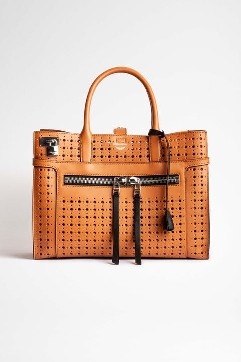 Candide Large Zip Bag