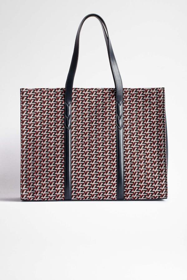 Initiale Tote Monogram Bag
