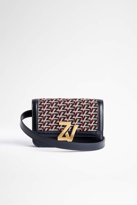 ZV Initiale Monogram Shoulder Strap