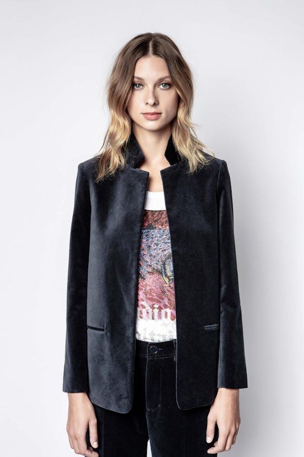 Volly Velvet Jacket