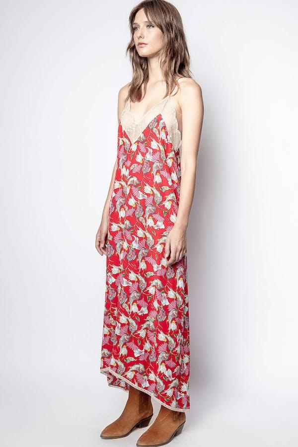 Risty Paisley Psyche Dress