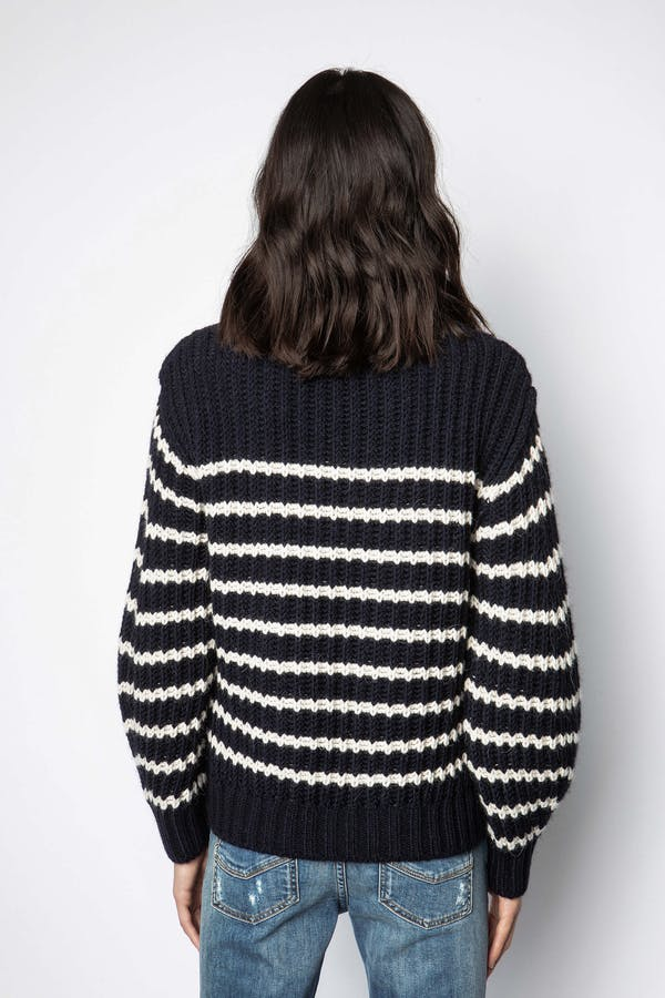 Marlon Striped Sweater