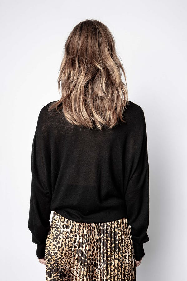 Ruby Cashmere Sweater