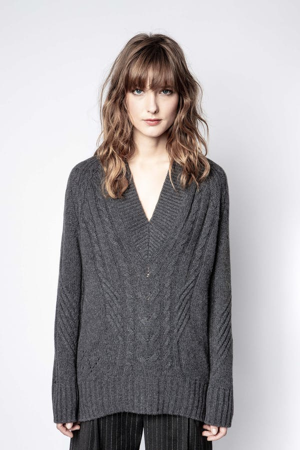 Elly Cashmere Sweater