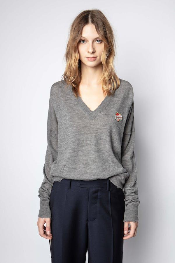 Brume Love Ribbon Sweater