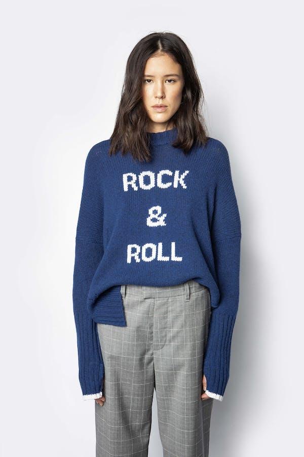 Malta Rock And Roll Sweater