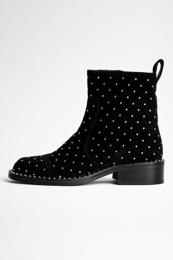 Empress Suede Boots